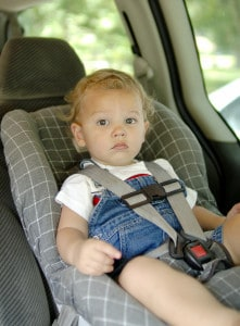 Child Car Seat Fitting Service