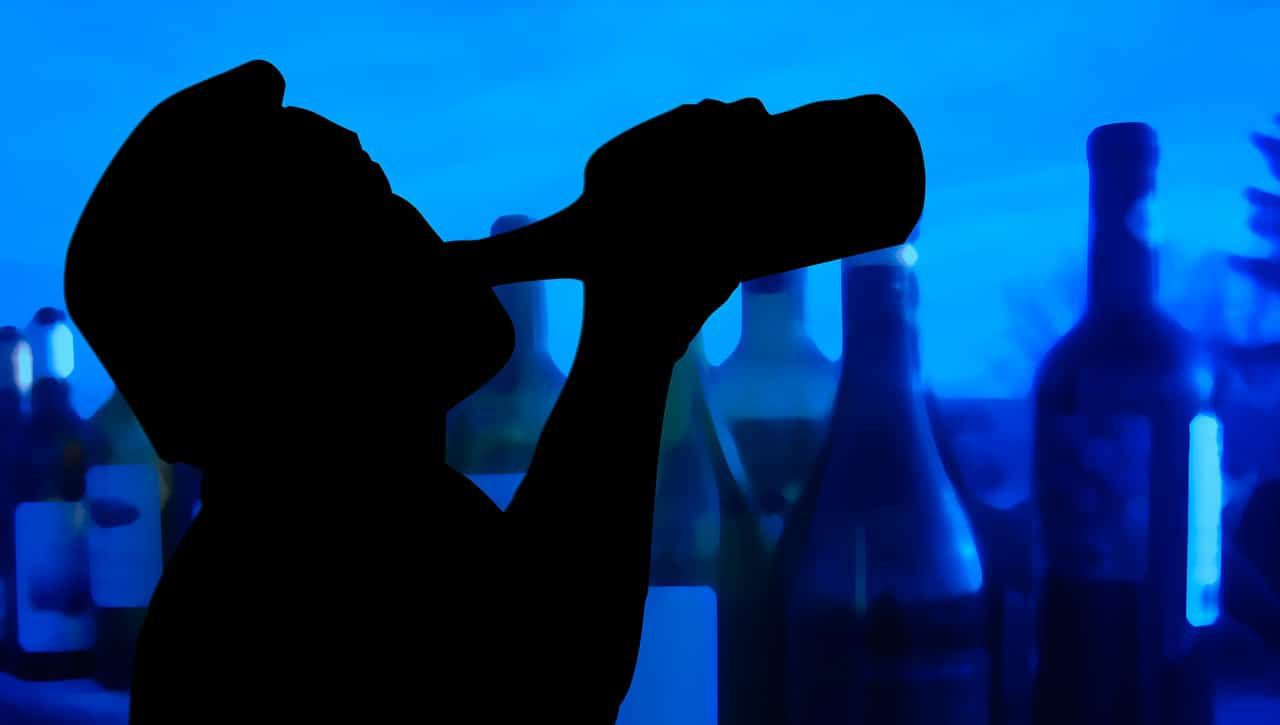 What are you risking when binge drinking?