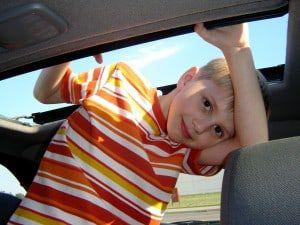 Oklahoma DUI Felony Child Endangerment