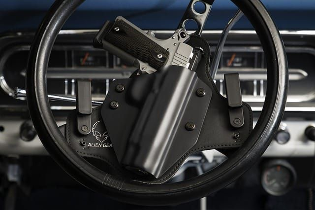 DUI offenders and gun rights