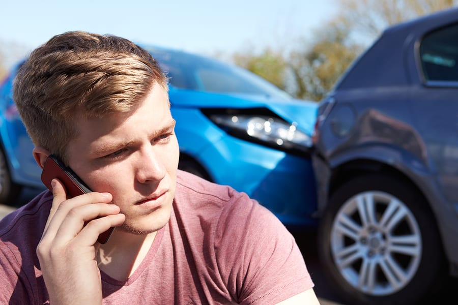 My Car Was Totaled  What About My Ignition Interlock?