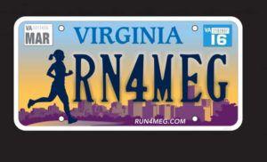 DUI plates in Virginia