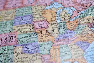 States with ignition interlock laws
