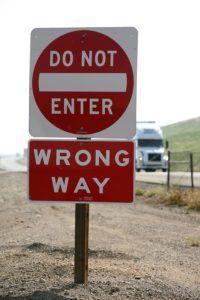 Illinois DUI wrong way penalties may increase