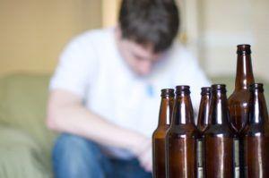 binge drinking body