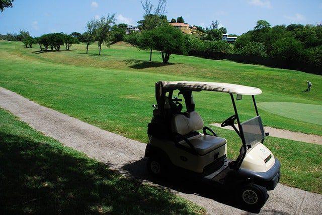 shocking virginia DUI golf cart