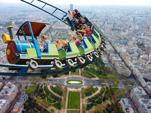 texas DWI roller coaster